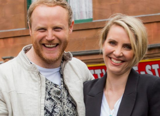 Claire Richards steps into River City