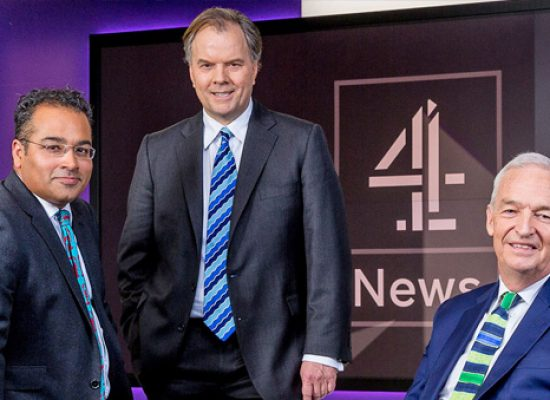 Channel 4 News reprimanded by Ofcom