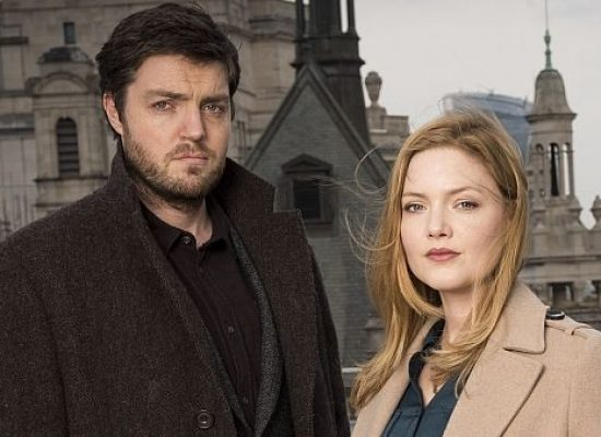Tom Burke returns to BBC One as Cormoran Strike