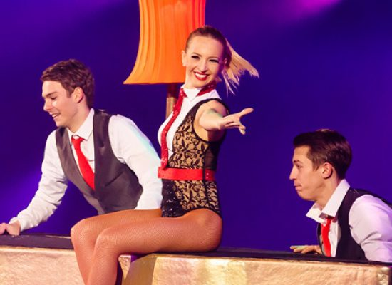 Brighton to host new Holiday on Ice show