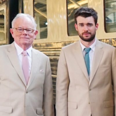Jack and Michael Whitehall return to Netflix with more travels