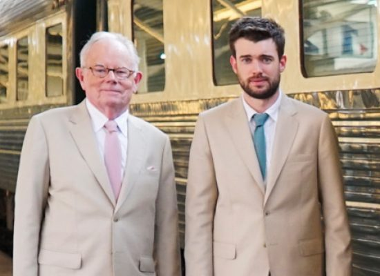 Netflix launches Jack Whitehall: Travels with My Father