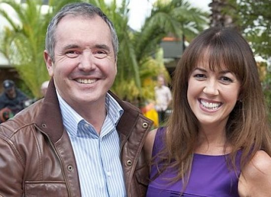 Sheree Murphy returns to Neighbours with London-based scenes