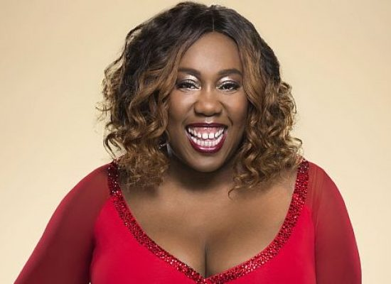 Chizzy Akudolu first to leave Strictly Come Dancing 2017