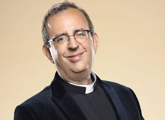 Rev. Richard Coles departs Strictly Come Dancing