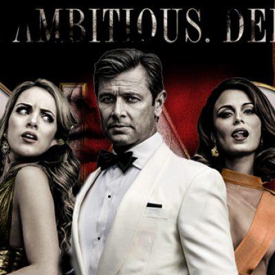 Dynasty reboot arrives on UK Netflix