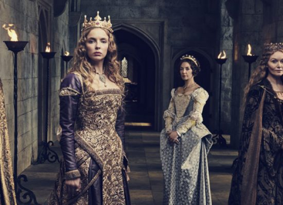 Starz serial The White Princess to air on UKTV channel Drama