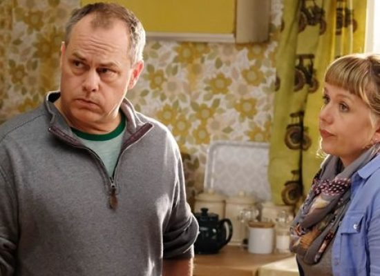 Jack Dee and Kerry Godliman return to ITV for further Bad Moves