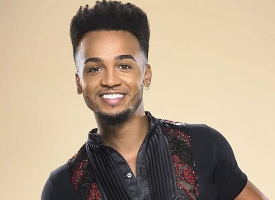 Aston Merrygold wins festive Strictly 2018