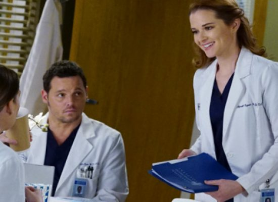 Flings, flirtations and fallouts from Grey's Anatomy compiled together for pre-launch promo