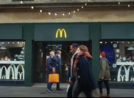 Channel 4 to launch McDonald's 2017 Christmas advert