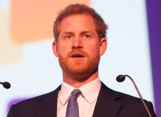 Prince Harry celebrates the work of the Mind Media Awards 2017