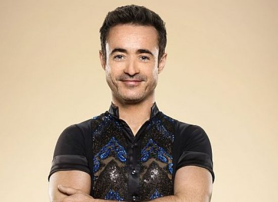 Joe McFadden wins Strictly Come Dancing 2017