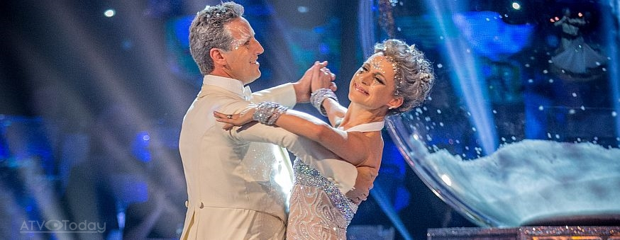 tess and claudia soon announced katie and brendan as the christmas champions based on a combination of judges scores and votes from the studio audience - The Christmas Choir Cast