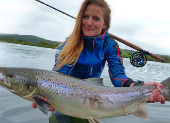 Matthew Wright, Fiona Armstrong and Keith Arthur join Fishing TV for World Fishing Day