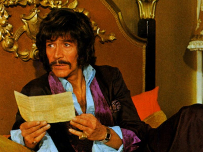 Remembering Peter Wyngarde