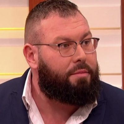 Pro wrestler Mike Parrow has spoken about his 'coming out' and trying conversion therapy