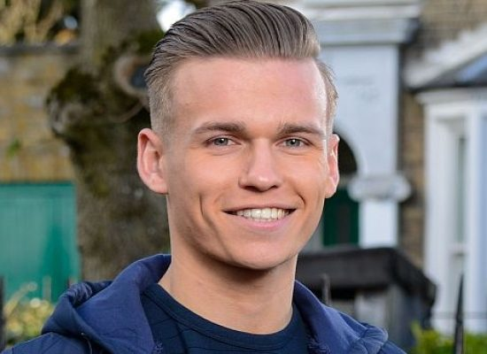 EastEnders star Charlie Winter leaving Hunter Owen role