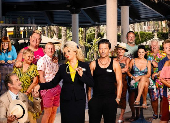 Telly Today: From Benidorm to Miami