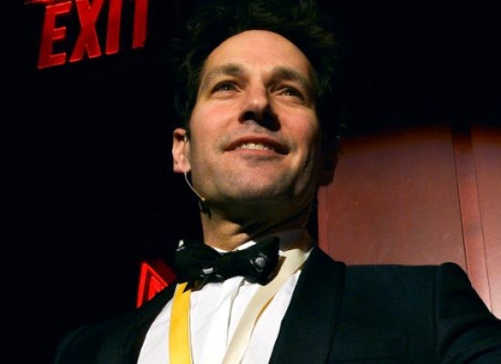 The Hasty Pudding Theatricals names Paul Rudd as 2018 Man of the Year
