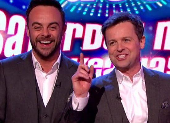 ITV drop Saturday Night Takeaway from weekend schedules