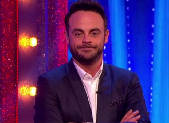 Ant McPartlin arrested after car crash