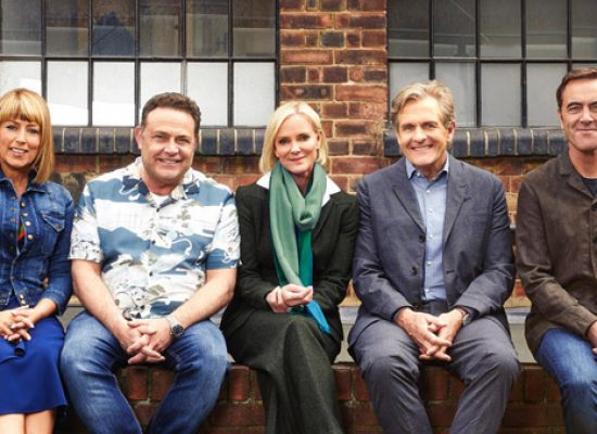 Production starts on eighth series of Cold Feet