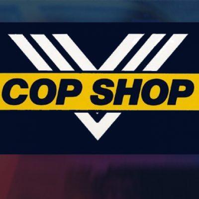 Cop Shop Volume 4 out now