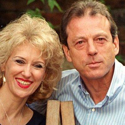 Anita Dobson pays tribute to Leslie Grantham