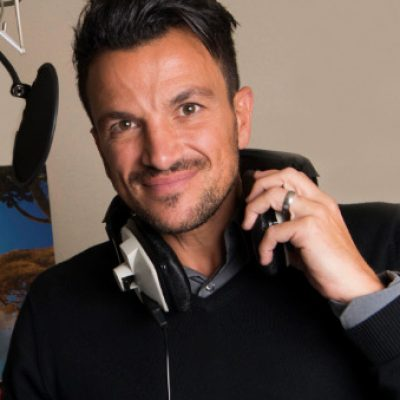 Peter Andre is Free and Easy for Thomas movie