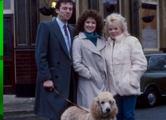 Classic EastEnders to air on UKTV
