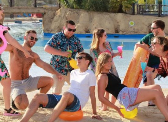 Thorpe Park to launch Love Island themed beach