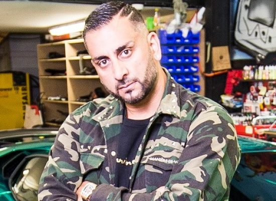 Yianni Charalambous returns to UKTV for more car customisation
