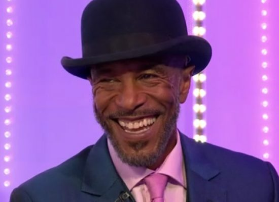 Danny John-Jules latest to depart Strictly ballroom