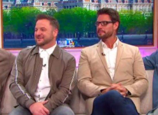 Boyzone talk farewell album