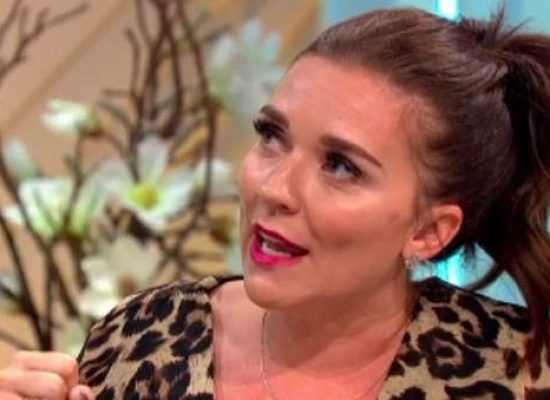 Candice Brown hits back at 'body shamers'