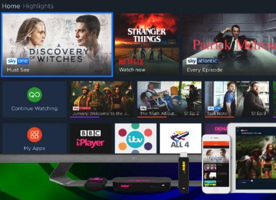 NOW TV welcomes Netflix app