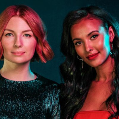 Channel 4 enter The Circle with Alice Levine and Maya Jama