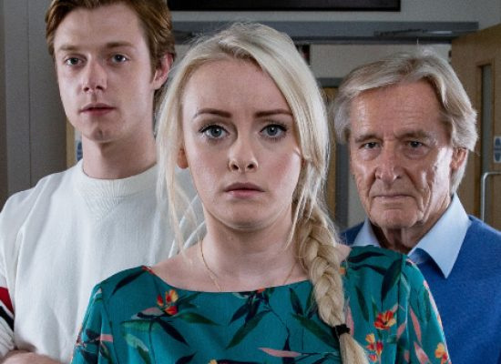 Corrie's Barlow cast 'delighted' with special episode