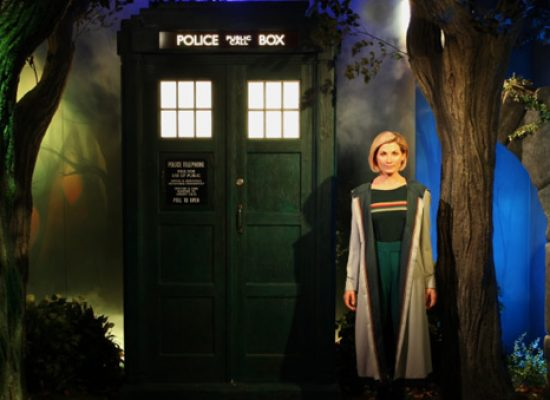 Madame Tussauds Blackpool brings Doctor Who back to resort