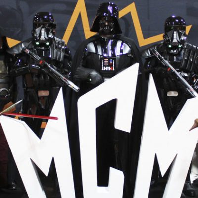 MCM Comic Con returns to London with series previews and cult personalities
