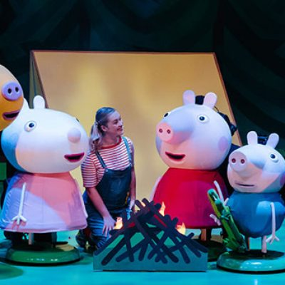 Peppa Pig's Adventure comes to London for the festive season