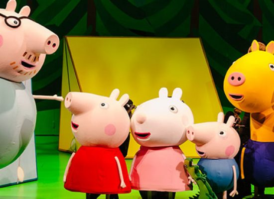 Peppa Pig heads to the big screen for anniversary specials