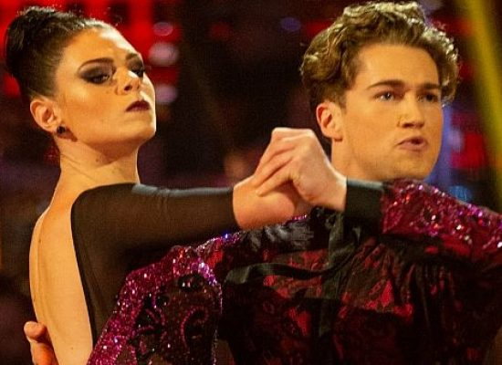 Lauren Steadman eliminated in Strictly semi-final