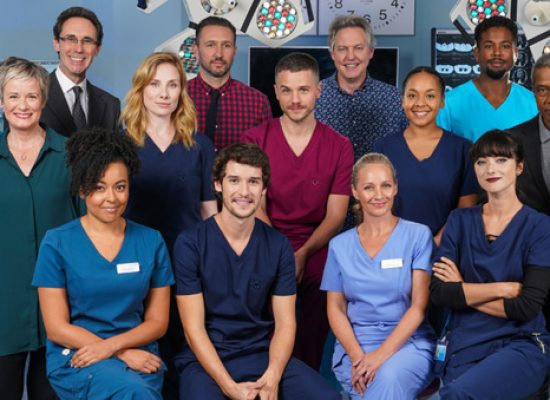BBC reveal Holby City anniversary celebrations