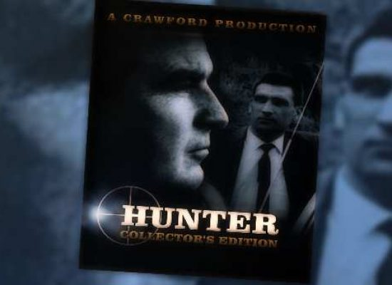 Hunter comes to DVD
