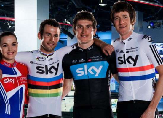 Sky pulls out of cycling sponsorship