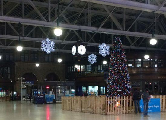 STV documentary on Glasgow's Central Station to air on BBC Scotland