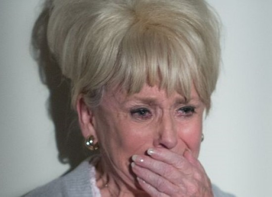 Barbara Windsor returns to EastEnders as Peggy reveals she has terminal cancer