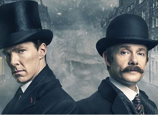 BBC One begin production on three new Sherlock episodes